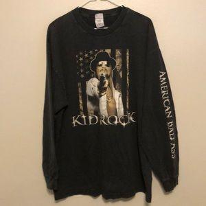Alstyle Apparel Kid Rock Shirt